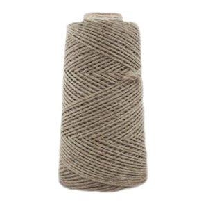 Bobina de lino natural de 7 cabos Casasol 200 gr