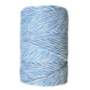 Urdimbre Hilo para macramé de algodón Casasol Spray 3 mm Crudo Horizonte