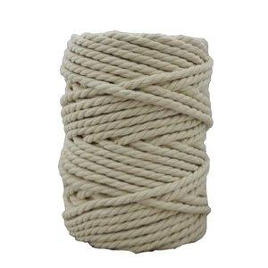 Bobina de cordón para macramé 7 mm 650 gr Lino