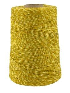 Cono Eco 500 gr Basic Amarillo con mostaza