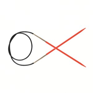 Agujas circulares 60 cm de punto Knitpro Trendz 3,5 mm