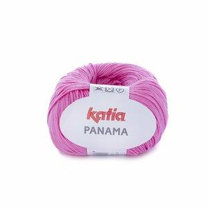 Hilo de algodón Katia Panamá Chicle