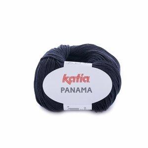 Hilo de algodón Katia Panamá Negro