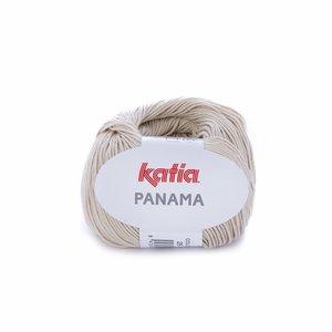 Hilo de algodón Katia Panamá Beige claro
