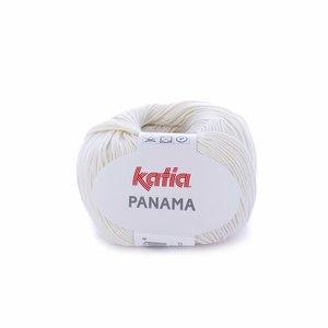 Hilo de algodón Katia Panamá Hueso