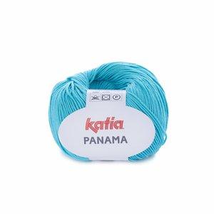 Hilo de algodón Katia Panamá Turquesa
