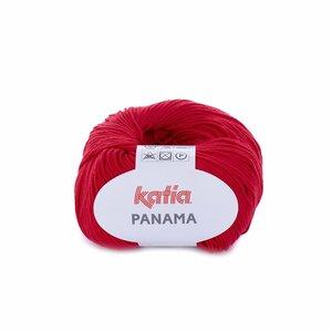 Hilo de algodón Katia Panamá Rojo