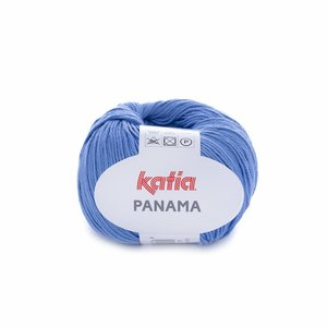 Hilo de algodón Katia Panamá Azul oxford