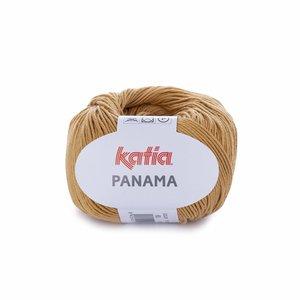 Hilo de algodón Katia Panamá Mostaza Claro