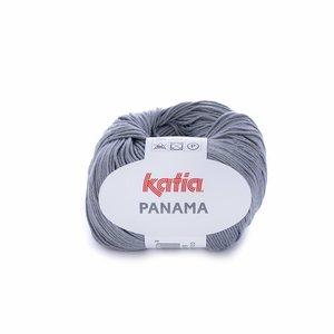 Hilo de algodón Katia Panamá Gris