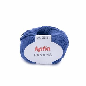 Hilo de algodón Katia Panamá Azulina Oscuro