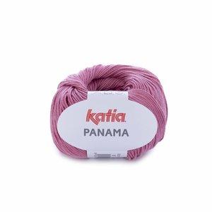 Hilo de algodón Katia Panamá Rosa Palo