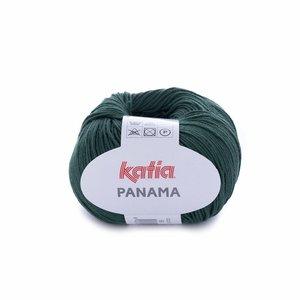 Hilo de algodón Katia Panamá Verde Botella