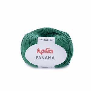 Hilo de algodón Katia Panamá Verde Loro