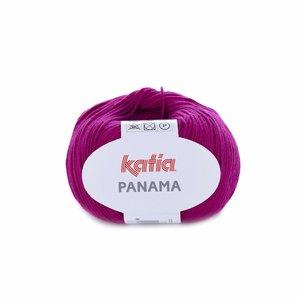 Hilo de algodón Katia Panamá Fucsia