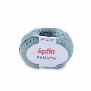 Hilo de algodón Katia Panamá Verde Agua
