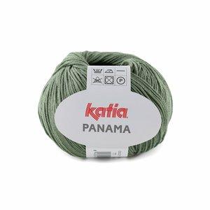 Hilo de algodón Katia Panamá Verde Militar