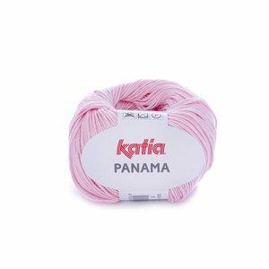 Hilo de algodón Katia Panamá Rosa Bebé