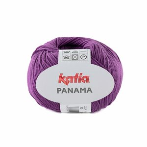 Hilo de algodón Katia Panamá Lila
