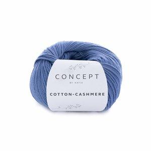 Hilo de algodón Katia Cotton Cashmere Jeans