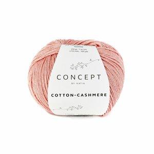 Hilo de algodón Katia Cotton Cashmere Salmón