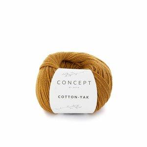 Hilo de algodón Katia Cotton Yak Ocre