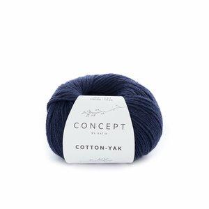 Hilo de algodón Katia Cotton Yak Marino