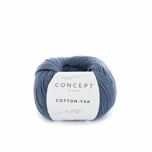 Hilo de algodón Katia Cotton Yak Jeans