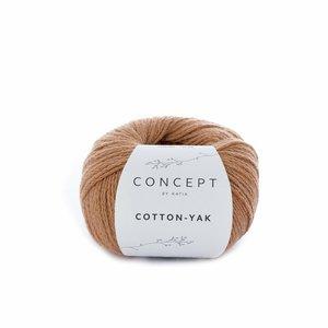 Hilo de algodón Katia Cotton Yak Naranja
