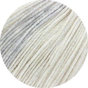 Hilado de lino y algodón Trefili Lana Grossa 50 g Color 1