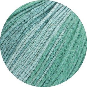Hilado de lino y algodón Trefili Lana Grossa 50 g Color 6