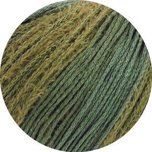 Hilado de lino y algodón Trefili Lana Grossa 50 g Color 8