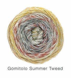 Hilado de algodón Cake Gomitolo Summer Lana Grossa 100 g Color 1