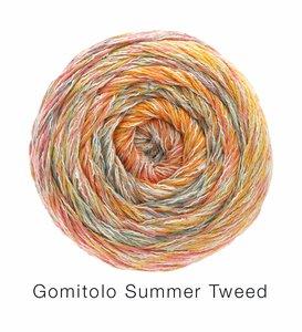 Hilado de algodón Cake Gomitolo Summer Lana Grossa 100 g Color 2