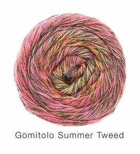 Hilado de algodón Cake Gomitolo Summer Lana Grossa 100 g Color 3