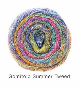 Hilado de algodón Cake Gomitolo Summer Lana Grossa 100 g Color 5