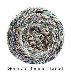 Hilado de algodón Cake Gomitolo Summer Lana Grossa 100 g Color 14
