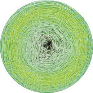 Hilo de algodón Cake Twisted Summer Shades Lana Grossa 200 g Color 1008