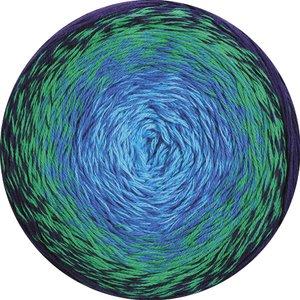 Hilo de algodón Cake Twisted Summer Shades Lana Grossa 200 g Color 1009