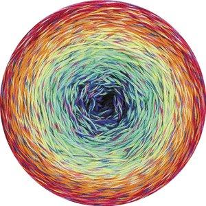Hilo de algodón Cake Twisted Summer Shades Lana Grossa 200 g Color 1109