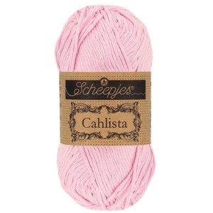 Hilo de algodón Scheepjes Cahlista 246 Icy Pink