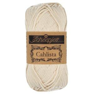 Hilo de algodón Scheepjes Cahlista 505 Linen