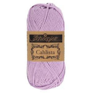 Hilo de algodón Scheepjes Cahlista 520 Lavender
