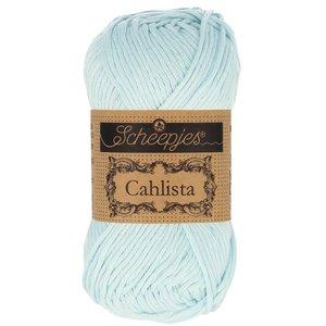 Hilo de algodón Scheepjes Cahlista 509 Baby Blue