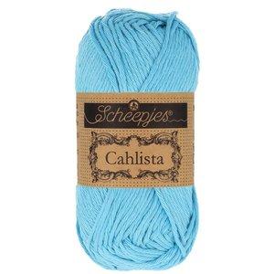 Hilo de algodón Scheepjes Cahlista 510 Sky Blue