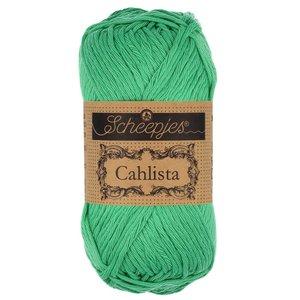 Hilo de algodón Scheepjes Cahlista 241 Parrot Green