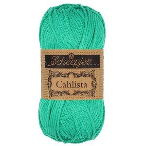 Hilo de algodón Scheepjes Cahlista 514 Jade