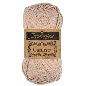 Hilo de algodón Scheepjes Cahlista 257 Antique Mauve