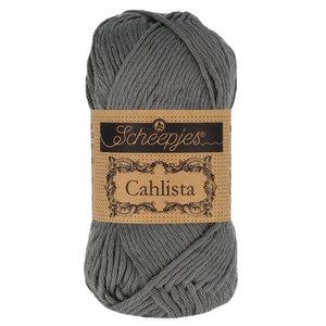 Hilo de algodón Scheepjes Cahlista 501 Anthracite