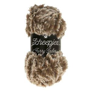 Lana Scheepjes Furry Tales 973 Baby Bear